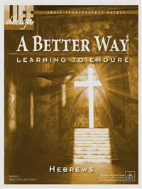 Image for 0012 A Better Way:Learning To Endure-Hebrews-Ad Transparency