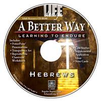 Image for 0013 A Better Way: Learning To Endure-Hebrews-CD