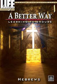 Image for 0014 A Better Way: Learning to Endure, Hebrews  Adult Student Book