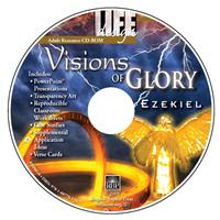 Image for Visions of Glory: Ezekiel  Adult Teacher Resource CD-ROM