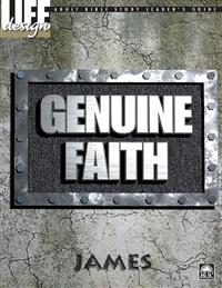 Image for 0021 Genuine Faith: James  Adult Leader's Guide
