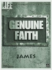 Image for 0022 Genuine Faith: James  Adult Transparency Packet