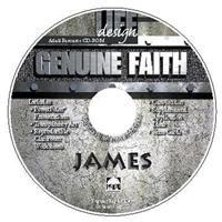 Image for 0023 Genuine Faith: James  Adult Teacher Resource CD-ROM