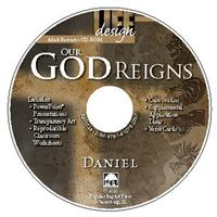 Image for 0028 Our God Reigns: Daniel  Adult Teacher Resource CD-ROM