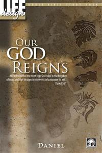 Image for 0029 Our God Reigns: Daniel  Adult Student Book