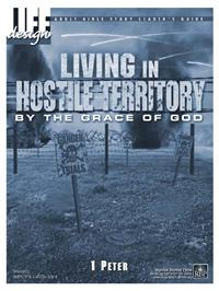 Image for 0032 Living in Hostile Territory by the Grace of God: 1 Peter  Adult Transparency Packet