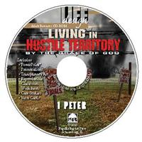 Image for 0033 Living in Hostile Territory by the Grace of God: 1 Peter  Adult Teacher Resource CD