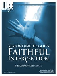 Image for 0037 Responding to God's Faithful Intervention: Minor Prophets, Part 1  Adult Transparency Packet