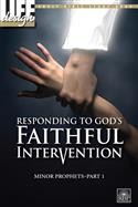 Image for 0039 Responding to God's Faithful Intervention: Minor Prophets, Part 1  Adult Student Book