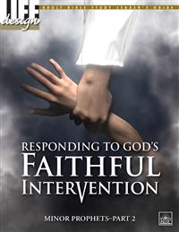 Image for 0041 Responding to God's Faithful Intervention: Minor Prophets, Part 2  Adult Leader's Guide