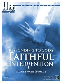Image for 0042 Responding to God's Faithful Intervention: Minor Prophets, Part 2  Adult Transparency Packet