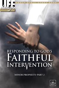 Image for 0044 Responding to God's Faithful Intervention: Minor Prophets, Part 2  Adult Student Book