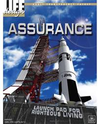 Image for 0047 Assurance: Launch Pad for Righteous Living, 1 John  Adult Transparency Packet