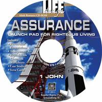 Image for 0048 Assurance: Launch Pad for Righteous Living, 1 John  Adult Teacher Resource CD