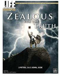Image for 0052 Zealous for the Truth: 2 Peter, 2 & 3 John, Jude  Adult Transparency Packet