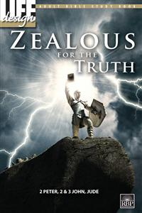Image for Zealous for the Truth: 2 Peter, 2 & 3 John, Jude  Adult Student Book