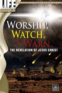Image for 0059 Worship, Watch, and Warn: Revelation  Adult Student Book
