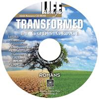 Image for Transformed by God's Grace: Romans  Adult Teacher Resource CD-ROM