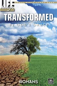 Image for Transformed by God's Grace: Romans  Adult Student Book