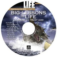 Image for 0078 Big Lessons on Life:   Learning to Trust God:Job  Adult Resource CD