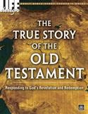 Image for 0104 The True Story of the Old Testament   Adult Bible Study Book