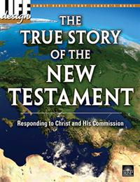 Image for 0106 True Story of the New Testament Adult Leader's Guide