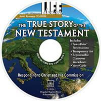 Image for 0108 True Story of the New Testament Resource CD