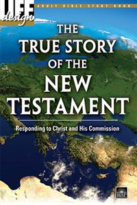 Image for Adult True Story of the New Testament Student Book