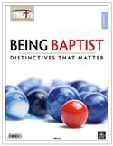 Image for 0122 Adult Transparency Packet - Being Baptist: Distinctives That Matter