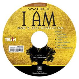 Image for 0137 Adult Resource CD Who I AM: God's Self-Revelation