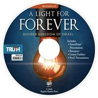 Image for 0195 Adult A Light For Forever Resource CD