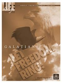 Image for Let Freedom Ring: Galatians  Adult Transparency Packet