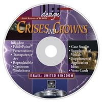 Image for Crises and Crowns: United Kingdom  Teacher Resource CD-ROM