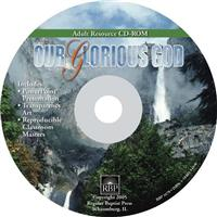 Image for Our Glorious God  Teacher Resource CD-ROM