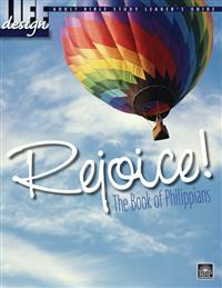Image for 1690 Rejoice: Philippians  Adult Leader's Guide