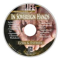 Image for In Sovereign Hands: Ezra and Esther  Adult Transparency Packet