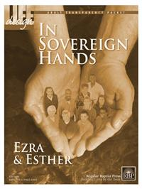 Image for In Sovereign Hands: Ezra and Esther  Teacher Resource CD-ROM