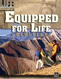 Image for 1704 Equipped for Life: Colossians  Adult Leader's Guide