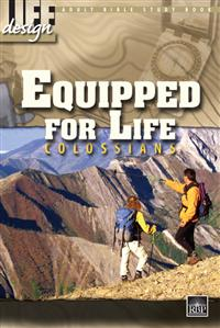Image for 1707 Equipped for Life: Colossians  Adult Bible Study Book