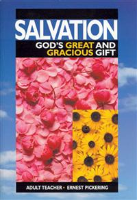 Image for Salvation: God's Great and Gracious Gift  Adult Teacher's Guide