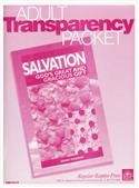 Image for Salvation: God's Great and Gracious Gift  Adult Transparency Packet