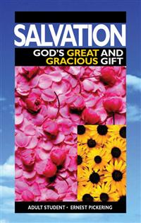 Image for Salvation: God's Great and Gracious Gift  Adult Student Book