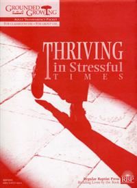Image for Thriving in Stressful Times  Adult Transparency Packet