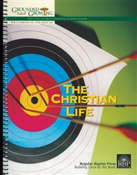 Image for The Christian Life  Adult Teacher's Guide
