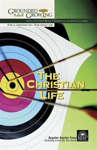 Image for The Christian Life  Adult Student Book