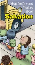 Image for What God's Word Teaches About Salvation