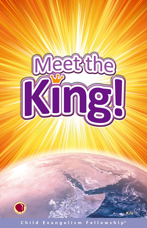 Image for Meet the King! (pkg of 5)