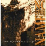Image for No Other Name cd (FBBC)