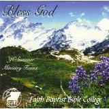 Image for Bless God cd (FBBC)