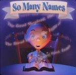 Image for So Many Names (The Christian Home Music Library) SMS02007